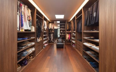 Optimize New Custom Closet System in Wilmington