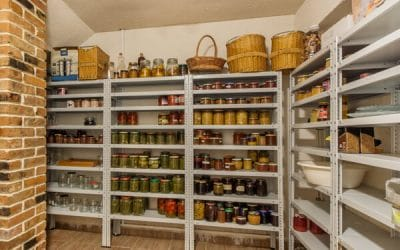 Pantry Design for Meal Prep