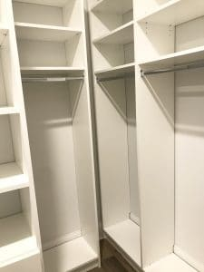custom closet wilmington nc